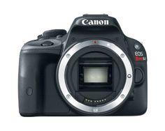 Canon EOS Rebel SL1/100D 18.0 MP CMOS Digital Camera Review