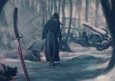 Rurouni Kenshin: The Journey Of Atonement Begins by Kirana