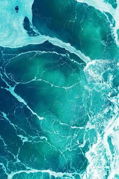 Aqua and Turquoise Sea No Wave, All Nature, Sea And Ocean, Pics Art, Blue Aesthetic, Ocean Waves, Belle Photo, Under The Sea, Scenery