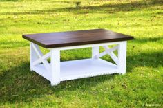 Country Rustic X Coffee Table by PennRustics on Etsy https://www.etsy.com/listing/254919643/country-rustic-x-coffee-table