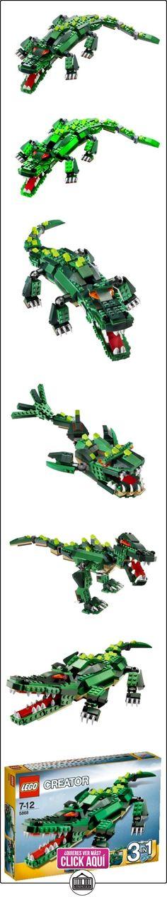 LEGO Creator 5868 - Cocodrilo (ref. 4559133)  ✿ Lego - el surtido más amplio ✿ ▬► Ver oferta: http://comprar.io/goto/B00336EKT0