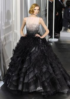 Eye on Couture: Christian Dior Haute Couture does well for Spring 2012.