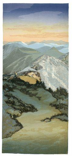 Japanese Woodblock Printing by Matt Brown