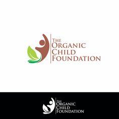 Create a vibrant charity logo for the organic child foundation | Logo design contest