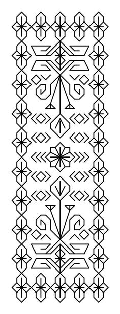 Free Blackwork Charts |Free Cross Stitch Charts — Love Cross Stitch