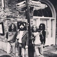 Led Zeppelin in New Orleans