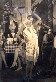 Scene from 'La Revue Nègre' (1927)