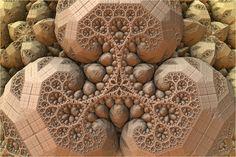 Tweaked icosahedron by FractalDesire