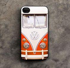 Retro Volkswagen Classic Car Phone Case | Bored Panda