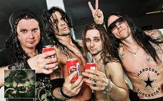 Hardcore Superstar New Bands, Rock Bands, Hanoi Rocks, Bon Scott, The Pipeline, Hey Man, Sound Waves, Music Industry, Kinds Of Music