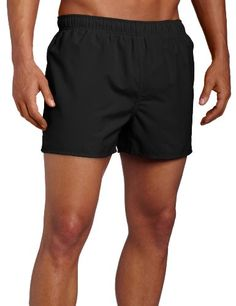 Introducing Speedo Surf Runner Volley Swim Trunks Black Large. Get Your Ladies Products Here and follow us for more updates!