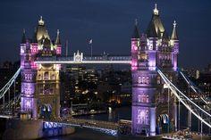 Tower Bridge, London #England