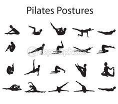 #Pilates Postures -  This is super -