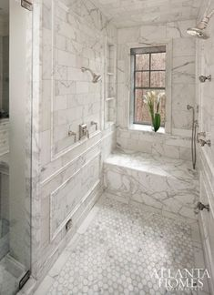 Peonies and Orange Blossoms: Designing a Master Bathroom - Inspiration and Floor Plans