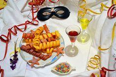 Buon martedì grasso!! #carnevale #festa #party #coriandoli #cibo #divertimento