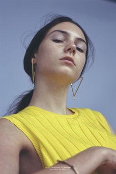 PHOTOGRAPHER: SILVIA DEE STYLIST: NEESHA CHAMPANERIA MAKEUP: KATRINA GREY HAIR: PORCO YOSUKE SAKURAI MODEL: SIENA @ PREMIER MODELS