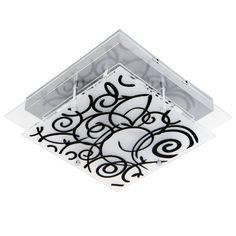 Deckenleuchte A E Mit Spiralendekoraktion Ceiling Lamp