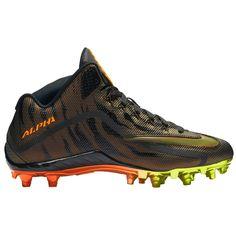 37b7a72e7bf Nike Men s Alpha Pro 2 Mid TD LE 2.0 Football Cleats