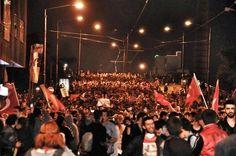 Protests brewing in Eskisehir #occupygezi #direngeziparki #direneskisehir