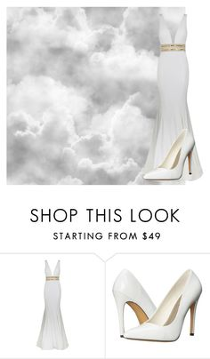 """Goddess"" by stylist104 ❤ liked on Polyvore featuring Jovani and Michael Antonio"