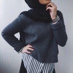 Minimal Chic Hijab