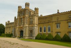 Coughton Court by Colin'sPic's, via Flickr. The Hall holds a place in English history for its roles in both the Throckmorton Plot of 1583 to murder Queen Elizabeth I of England, and the Gunpowder Plot of 1605, although the Throckmorton family were themselves only indirectly implicated in the latter, when some of the Gunpowder conspirators rode directly there after its discovery.