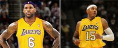 eBron o Carmelo, el siguiente gran objetivo de los Lakers
