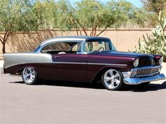 1956 Chevy Car / 4 - Cheap Used Cars for sale by Owner