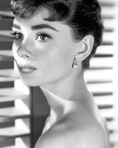 Audrey Hepburn window view