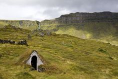 cabinporn: Mountain shed on the Snaefellsnes Peninsula, Iceland. Contributed by Taylor Schefstrom.