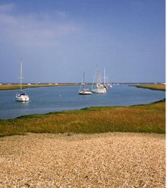 """""""As you move towards the Solent, the atmosphere changes distinctly from other parts of the Forest. The major town of this area, Lymington, is not part of the New Forest geographically or spiritually, although it is included within the national park. Yacht enthusiasts come from all over the world to experience Solent sailing, to which the huge number of moored craft, two sailing clubs and two large marinas attest."""" Slow New Forest; www.bradtguides.com"""