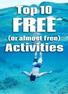 Top 10 FREE or almost free activities on Poipu, Kauai