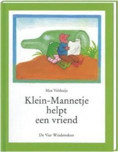 Libris-Boekhandel: Klein-Mannetje helpt een vriend - Max Velthuijs (Hardcover, ISBN: 9789055791736)