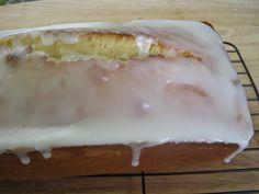 Lynda's Recipe Box: Lemon Pound Cake