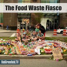 Did you know we throw away 165 billion dollars worth of food per year in America? Rob Greenfield is calling attention to the food waste fiasco in America. See how you can help at robgreenfield.tv!  (scheduled via http://www.tailwindapp.com?utm_source=pinterest&utm_medium=twpin&utm_content=post937005&utm_campaign=scheduler_attribution)