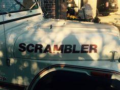 '81 Jeep CJ-8 Laredo Scrambler