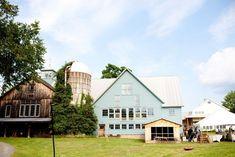 Rustic Massachusetts Farm Wedding  at Bramble Hill Farms in Amherst, Mass.