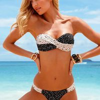 The Rio Push-up Twist Bandeau Top - Victoria's Secret