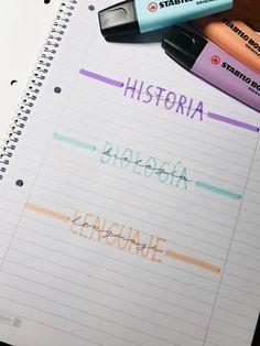 Back to school ✌ - Linda Bella Bullet Journal School, Journal Fonts, Bullet Journal Notes, Bullet Journal Aesthetic, Bullet Journal Writing, Bullet Journal Ideas Pages, Journal Layout, Bullet Journal Inspiration, Lettering Tutorial