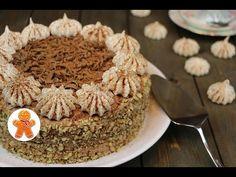 """Торт """"Трюфель"""" (от Мишель) - YouTube"""