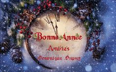 Bonne Année Happy New Year 2018, Wallpaper Pc, Wish, Christmas Ornaments, Holiday Decor, Image, Happy New Year, Christmas Parties, Christmas Jewelry