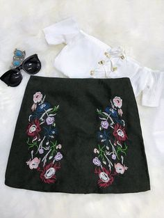 GET $50 NOW | Join Zaful: Get YOUR $50 NOW!http://m.zaful.com/embroidered-mini-faux-suede-skirt-p_262559.html?seid=4371556zf262559