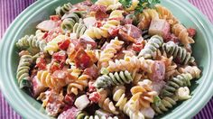 Pasta and potato adds flavor to this salad recipe – a perfect side dish.