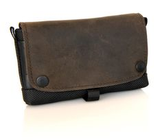 Waterfield's Playstation Vita Cases are constructed from ballistic nylon with a double-layer, leather flap and a scratch-free, interior liner. A stretchable, self-locking zippered pocket on the back of the case holds your memory cards. $49
