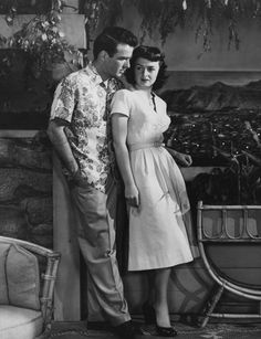 """Montgomery Clift and Donna Reed in """"From Here to Eternity"""" (1953)  Donna Reed - Best Supporting Actress Oscar 1953"""