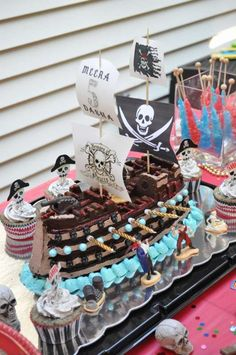 Pirate Party | CatchMyParty.com