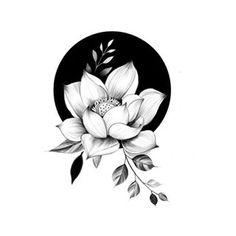⚪️ Faded to Black Florals ⚫️ . Been drawing flowers everyday on paper and I feel like they have definitely improved and translated well… 1 Tattoo, Cover Tattoo, Tattoo Drawings, Tattoo Sketches, Band Tattoo, Samoan Tattoo, Polynesian Tattoos, Floral Tattoo Design, Tattoo Designs
