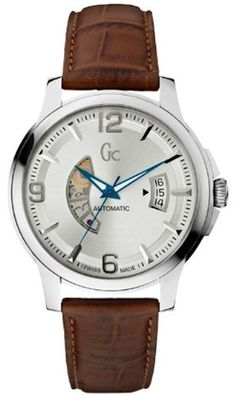 Men  Watches - Guess Gc Automatic Mens Watch X84004G1S -- You can get more details by clicking on the image. (This is an Amazon affiliate link)