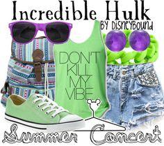 Incredible hulk(summer concert)