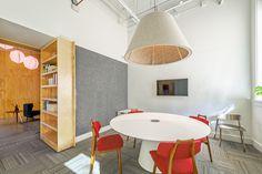 THNK Office by Evoke International Design Inc. - Office Snapshots